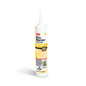 Fire Barrier Sealant IC 15WB+, 10.1 fl. oz., Cartridge