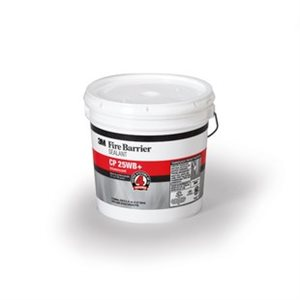 3M CP 25WB+ 5GL PAIL FIRE BARRIER SEALANT