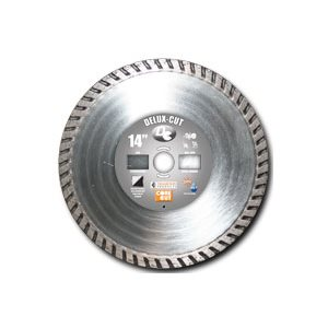 21124 - 4 X .080 X 7 / 8 DELUX-CUT TURBO BLADE