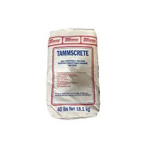 Tammscrete White - 40# bag
