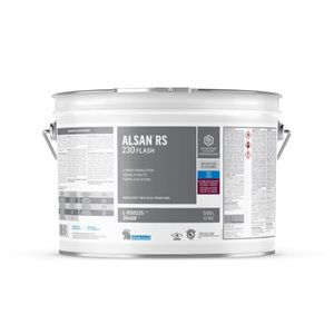 Soprema Alsan RS 230 Flash Summer Pebble Grey