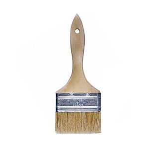 "MERIT PRO 3"" WHITE CHIP BRUSH"