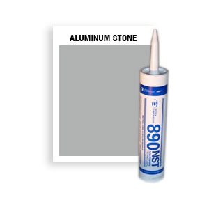 890 NST CTG Aluminum Stone  Non-Staining, Ultra-Low Modulus Silicone-10 oz cartridge