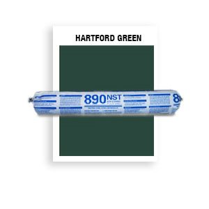 890 NST SSG-196-Hartford Green SSG Non-Staining, Ultra-Low Modulus Silicone -20 oz sausage