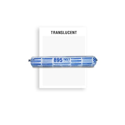 895 NST - SSG-610-Translucent SSG Structural Silicone
