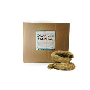 Oil Free Oakum - 50# Box