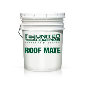 UNITED COATINGS ROOF MATE LT GRAY 5GL