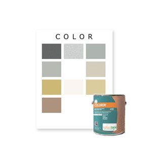 Colorcrete 1 Gallon