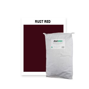 TREMSTOP FIRE MORTAR RUST RED  - 50 LB / BAG